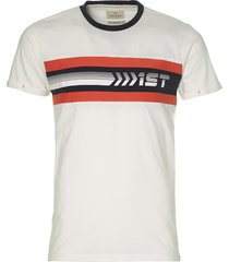hensen t-shirt - slim fit - wit
