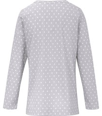 pyjama van rösch grijs