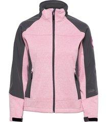 lana lds softshell jkt outerwear sport jackets rosa weather report