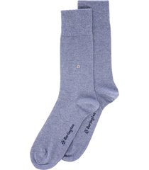 burlington light denim everyday socks - 2pk 21045-6660