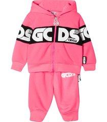 gcds mini sports suit with press