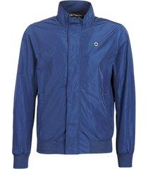 windjack scotch soda ams blauw simple harrington jacket