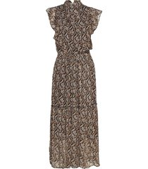 dress jurk knielengte multi/patroon sofie schnoor