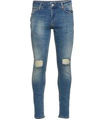 max pbh skinny jeans blå just junkies