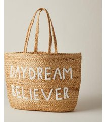 sundance catalog women's daydream believer tote in natural