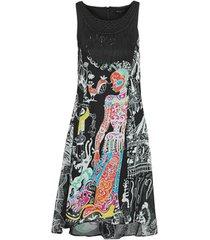 korte jurk desigual genova dress