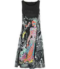 korte jurk desigual genova dress