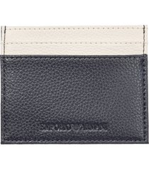 emporio armani d-styling credit card holder