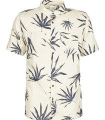 overhemd korte mouw quiksilver deli palm