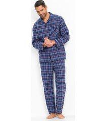 flanellen pyjama (2-dlg.)