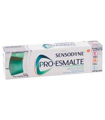 creme dental sensodyne pro-esmalte 50g