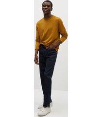 bob regular-fit jeans met soft wassing
