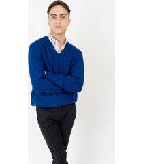 sweater azul pato pampa