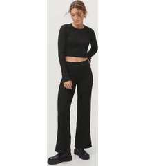 byxor kinsley rib trousers