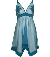 pyjama's / nachthemden lisca pioenroos babydoll