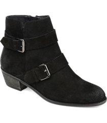 journee collection signature women's errin bootie women's shoes