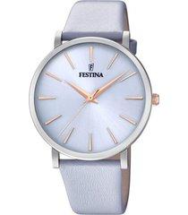 reloj boyfriend collection celeste festina