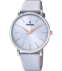 reloj boyfriend collection celeste festina