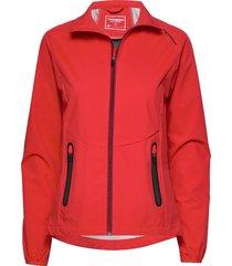 flora outerwear sport jackets röd tenson
