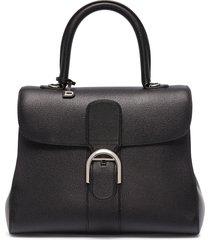 'brillant mm rodéo' leather satchel