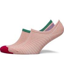 mix sock pack w.10 lingerie socks footies/ankle socks rosa becksöndergaard