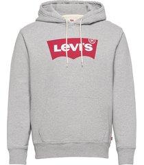 t2 std graphic hoodie co hm tw hoodie trui grijs levi´s men