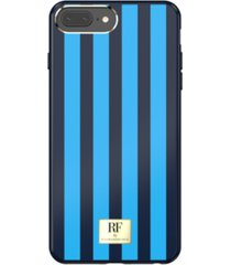 richmond & finch riverside stripes case for iphone 6/6s, iphone 7, iphone 8 plus