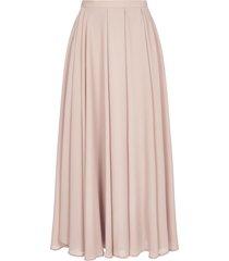 blanca vita guendalina pleated midi skirt