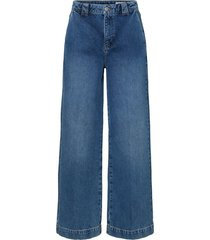 cropped jeans vmkathy high-waist brede
