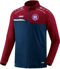 jako fca polyesterjack competition 2.0 fca9318-09 blauw