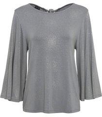 maglia glitterata (grigio) - bodyflirt