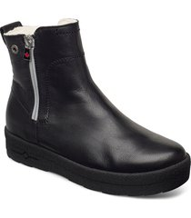 mount baker shoes boots ankle boots ankle boot - flat svart canada snow