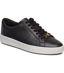 irving lace up låga sneakers svart michael kors shoes