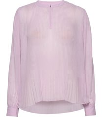 ariana care blouse blouse lange mouwen paars bruuns bazaar