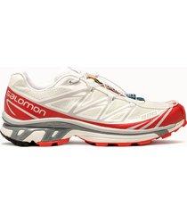 salomon sneakers xt-6 adv colore bianco