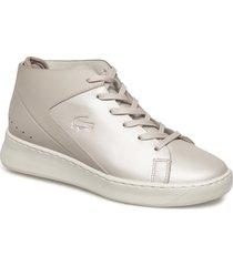 eyyla chukka 318 2 höga sneakers silver lacoste shoes