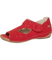 sandaletter waldläufer röd