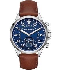 reloj michael kors para hombre - hybrid smartwatch  mkt4006