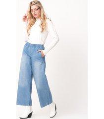 pantalón celeste her jeans