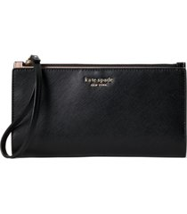 kate spade new york spencer continental wristlet