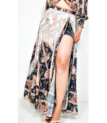 akira resort lux maxi skirt