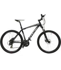 bicicletas todo terreno gw alligator  rin 29 shimano 7 vel. freno disco suspen negro blanco