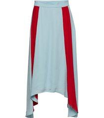 2nd charlie knälång kjol multi/mönstrad 2ndday
