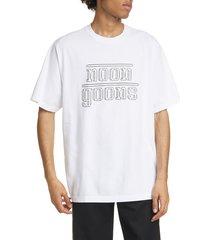 men's noon goons chrome t logo t-shirt