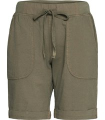 kanaya shorts shorts flowy shorts/casual shorts grön kaffe