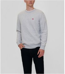 levi's men's core crew sweatshirt