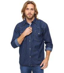 camisa azul  g4