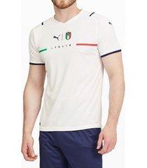 camiseta blanca puma italia alternativa