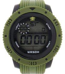 reloj verde umbro