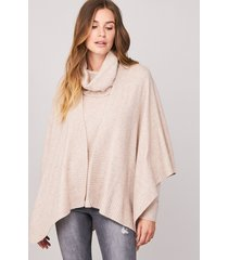 cape van cashmere mix